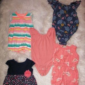 Baby girl day outfits